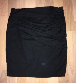 Amisu Mini rok zwart