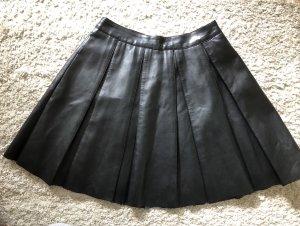 Asos Falda de talle alto negro