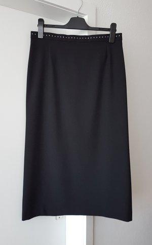Canda Pencil Skirt black polyester