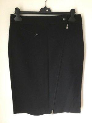 DKNY Wollen rok zwart
