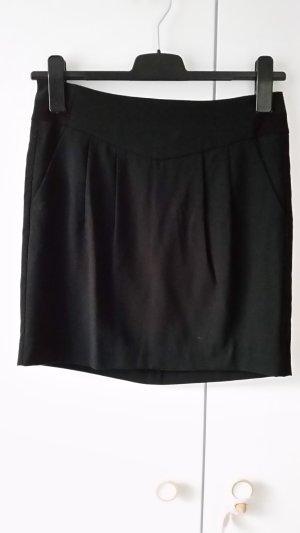 Schwarzer Rock von Esprit, Größe 36