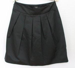 Weekend Max Mara Jupe en taffetas noir polyester