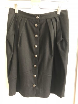 Viktor&Rolf Wool Skirt multicolored wool