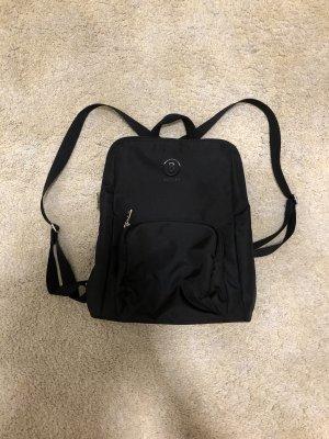schwarzer Rucksack von Bogner