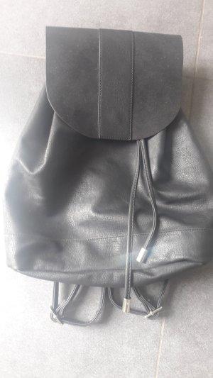 H&M Sac à dos à roulettes noir