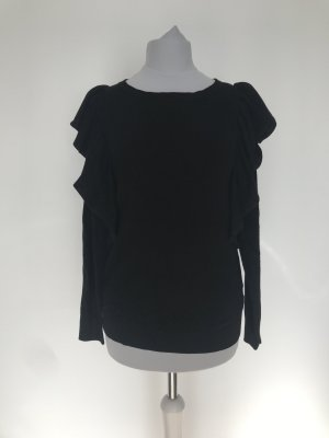 Wallis Crewneck Sweater black