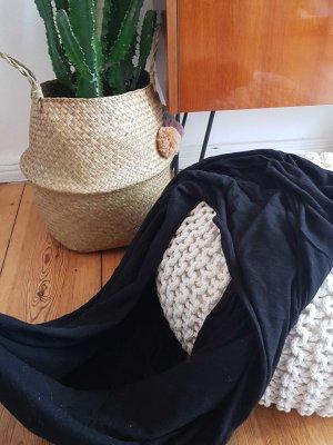 schwarzer rundschal gina tricot