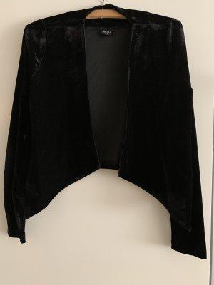 Rut m. fl. Blazer de esmoquin negro