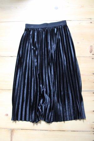 Urban Classics Jupe à plis noir