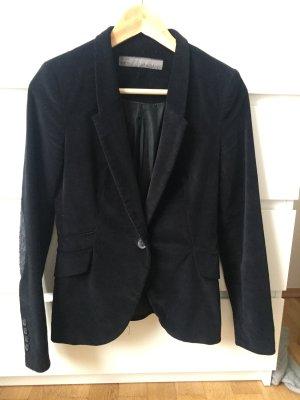 Zara Blazer noir-gris anthracite