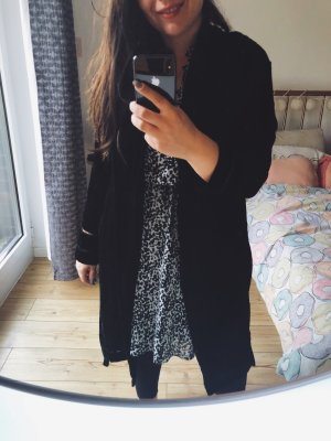 H&M Short Coat black