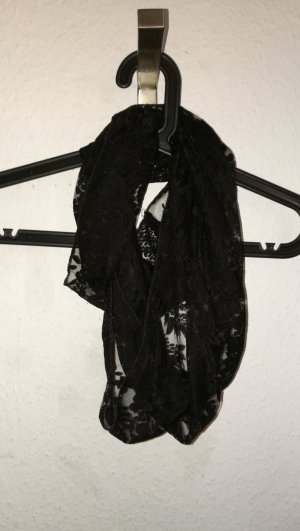 Amisu Bufanda tubo negro