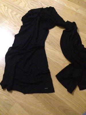 Schwarzer Schal von Tom tailor