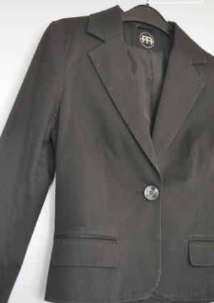 Melrose Blazer de esmoquin negro