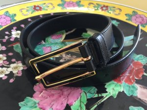 Prada Belt black-gold-colored