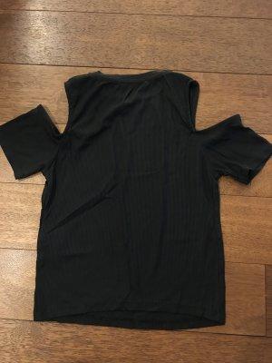 Schwarzer Shirt