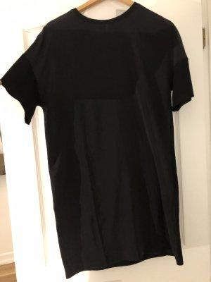 COS Robe t-shirt noir