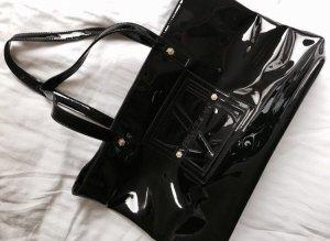 Schwarzer Shopper von Versace Jeans