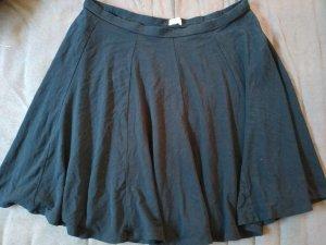 Hollister Skater Skirt black-dark blue