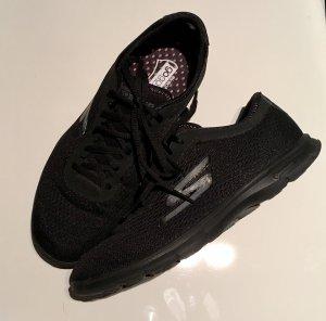 schwarzer Skechers Go Step