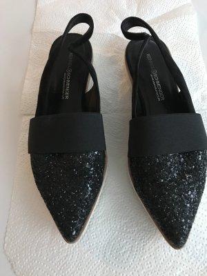 Kennel und Schmenger High-Heeled Sandals black