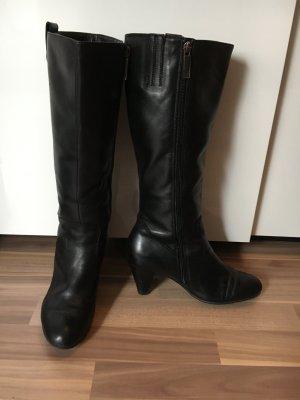 Schwarzer Stiefel s. Oliver