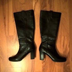 schwarzer Stiefel von Venturini Gr. 39