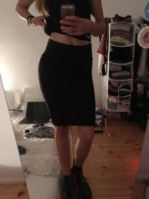 Schwarzer Stiftrock Vero Moda wie neu