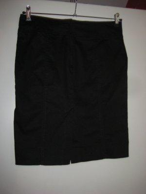 schwarzer Stiftrock von H&M