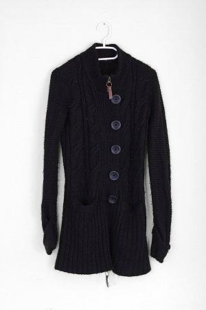 schwarzer Strickcardigan von Vero Moda