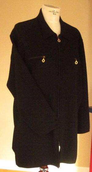 Basler Gebreide jas zwart