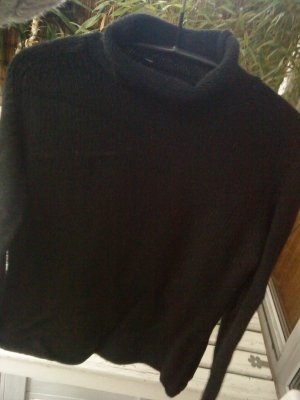 St. emile Wool Sweater black new wool