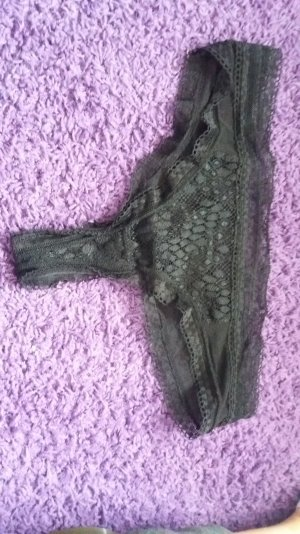 H&M Bottom black