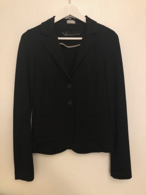 Street One Blazer sweat nero Tessuto misto