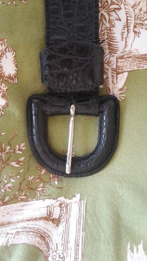 Schwarzer Talliengürtel