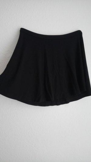schwarzer Tellerrock von Promod, Gr. 42