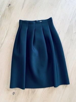Liu jo Flared Skirt black polyester