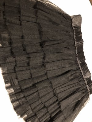 H&M Tule rok zwart