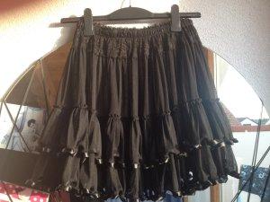 schwarzer Tüllrock von VILA Größe 40