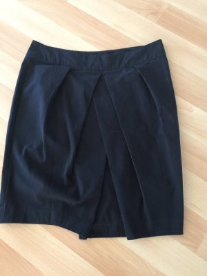 3 Suisses Tulip Skirt black mixture fibre