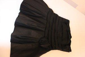 Vestido de cóctel negro