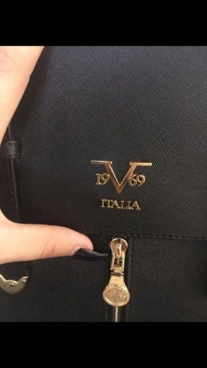 Schwarzer Versace 19.96 Rucksack