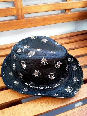Cappello tradizionale bianco-nero