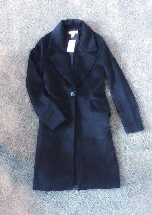 Alexander Wang for H&M Coat black wool