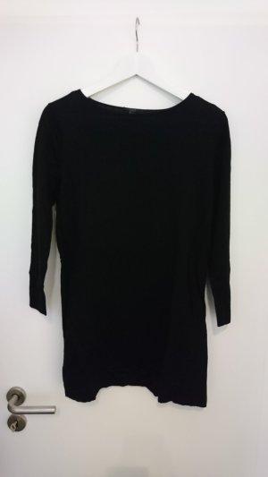 schwarzer Wollpullover von COS