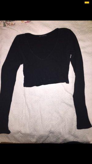 Schwarzer Zara pullover