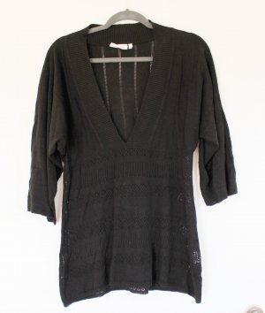 Yessica Knitted Jumper black viscose