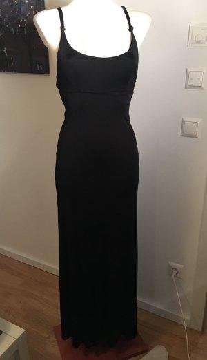 Schwarzes Abendkleid aus der Heine Collection Gr. 34