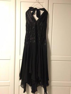 Schwarzes Abendkleid Gr.36/38