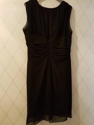 Schwarzes Abendkleid Gr.46